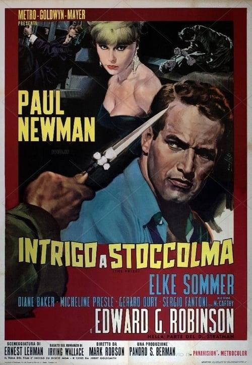 Intrigo a Stoccolma (1963)