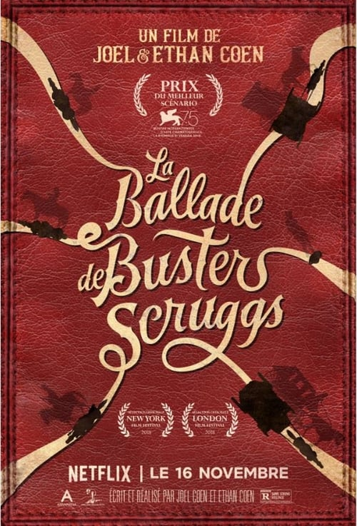 La Ballade de Buster Scruggs Film en Streaming Youwatch