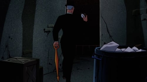 Batman: The Animated Series - Season 3 - Episode 5: Time Out of Joint