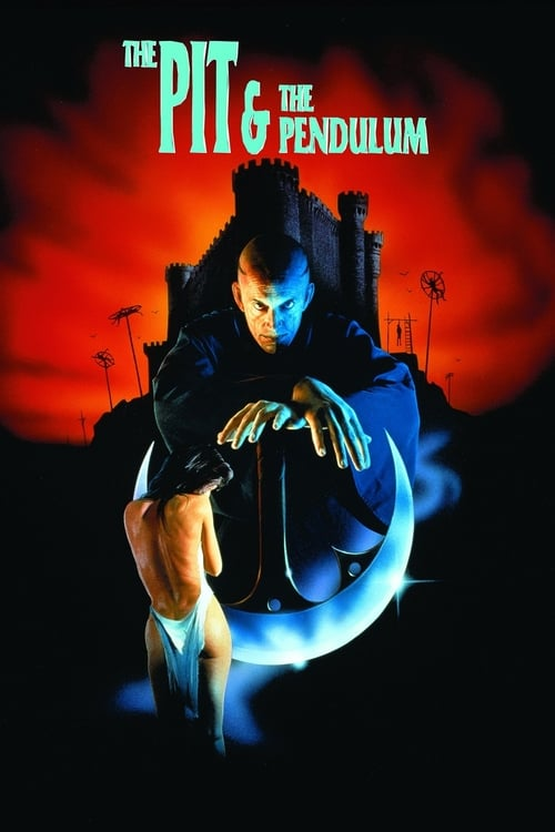 Watch The Pit and the Pendulum (1991) Movie Free Online