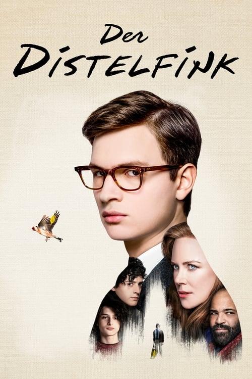 Der Distelfink - Poster