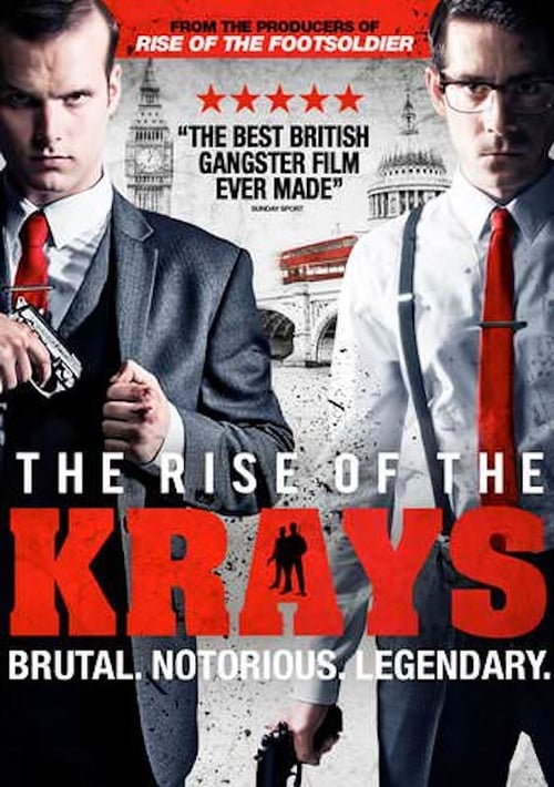 Streaming The Rise of the Krays (2015) Full Movie