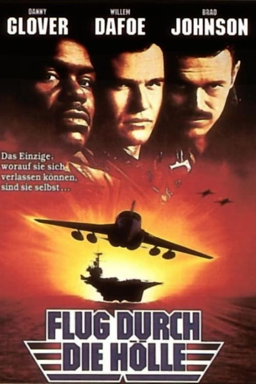 Poster von Flug durch die Hölle