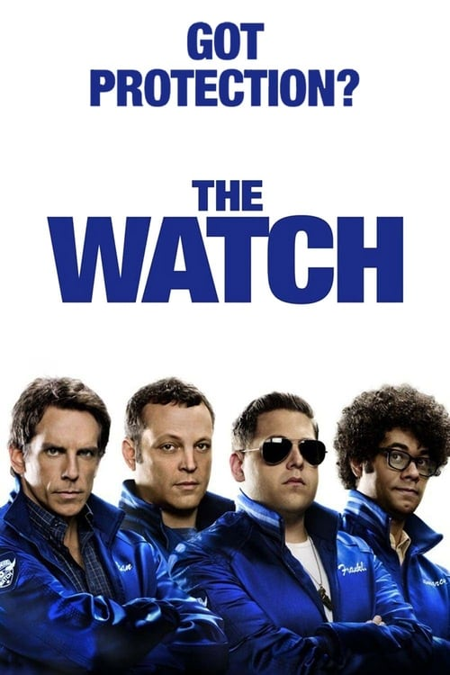 Watch The Watch (2012) Movie Free Online