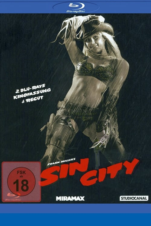 Largescale poster for Sin City - Teil 1 (Recut Extended)