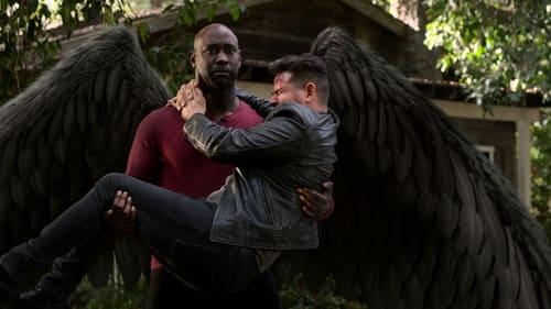 Lucifer - Season 5 - Episode 12: Daniel Espinoza: Naked and Afraid