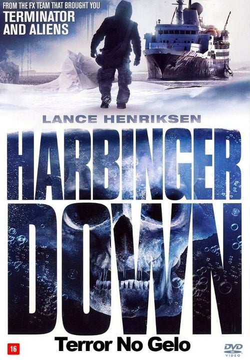 Harbinger Down - Terror no Gelo