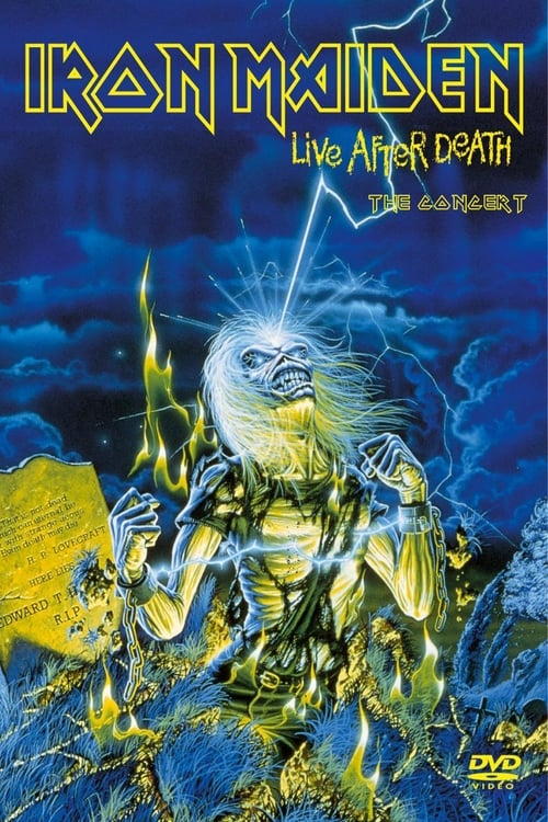 Largescale poster for Iron Maiden: Live After Death