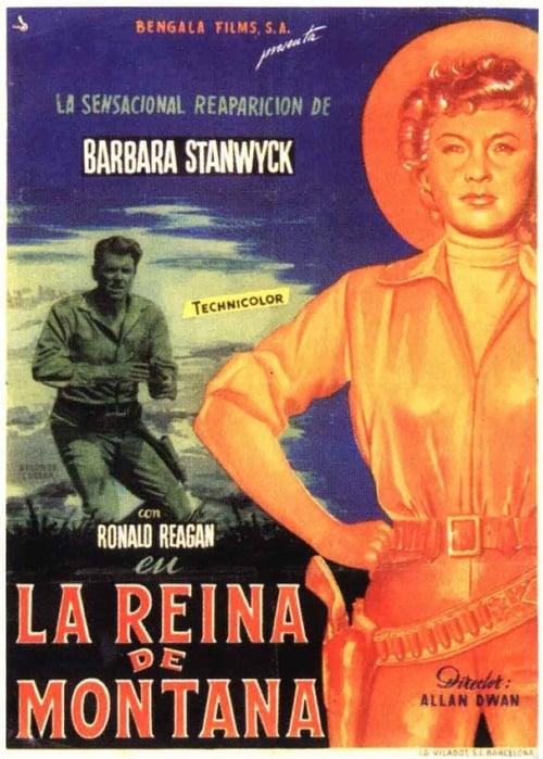 Mira La Película La reina de Montana Doblada En Español