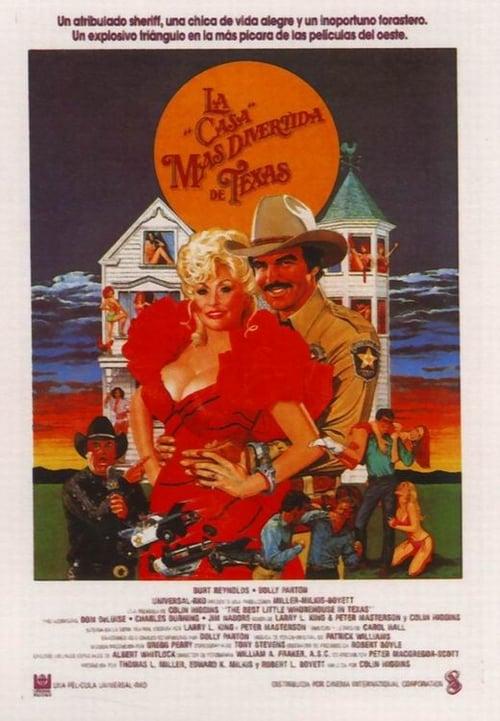 Película La casa más divertida de Texas Con Subtítulos