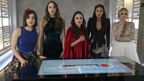 Pretty Little Liars - Season 6 - Episode 10: Game Over, Charles