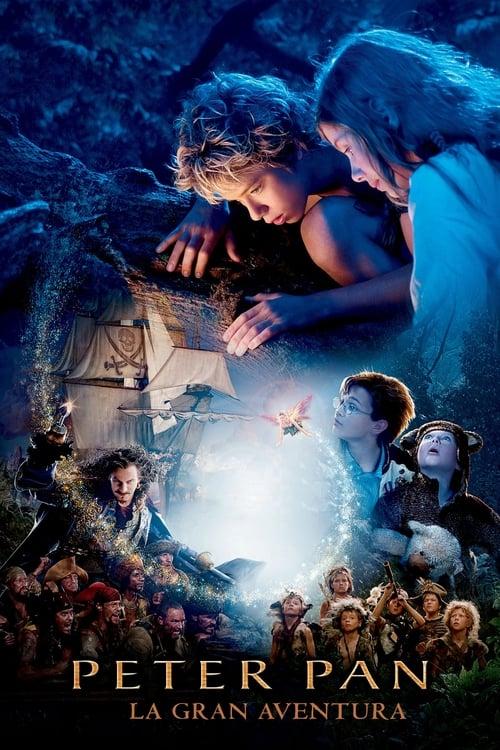 Peter Pan pelicula completa