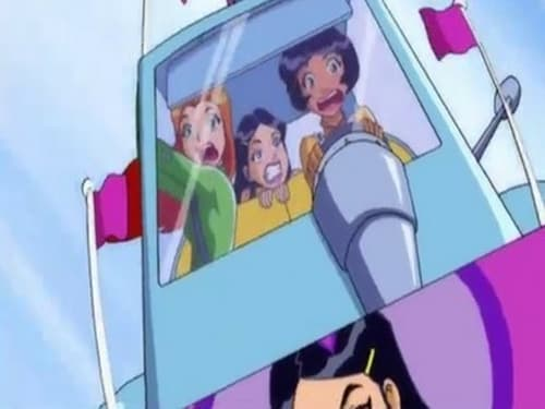 Totally Spies 2013 Blueray: Season 6 – Episode The Anti-Social Network