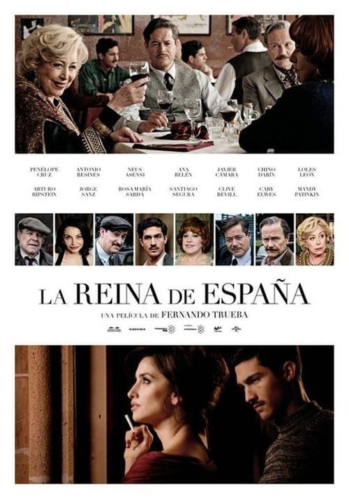 La Reina de España poster