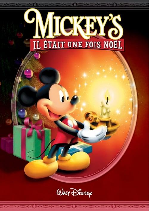 [1080p] Mickey : Il était une fois Noël (1999) film vf