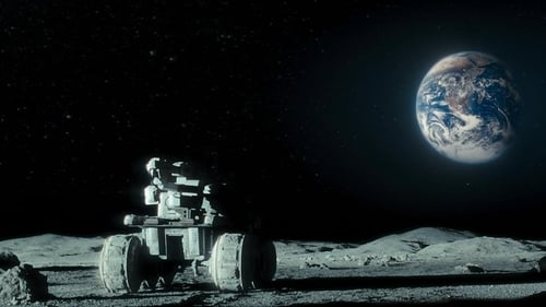 Moon - The last place you'd ever expect to find yourself. - Azwaad Movie Database