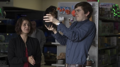 The Good Doctor - Season 2 - Episode 7: Hubert
