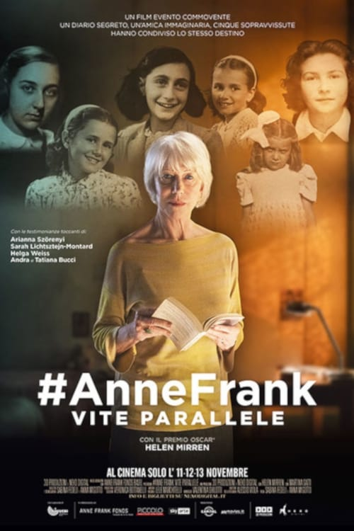 #Anne Frank Parallel Stories (2019)