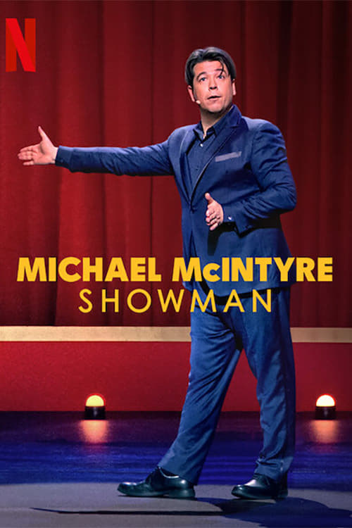 Michael McIntyre: Showman - Poster