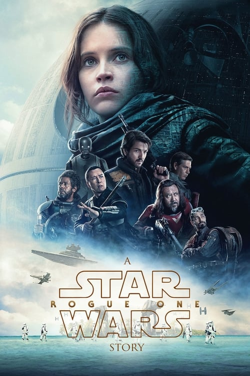 Largescale poster for Rogue One: A Star Wars Story