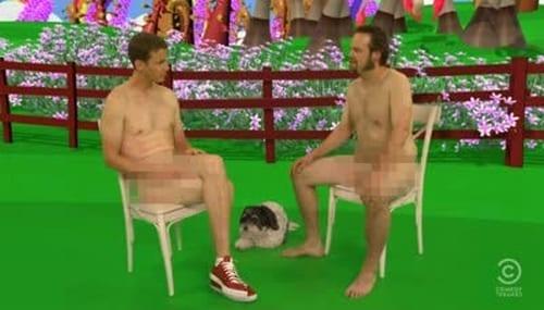 Tosh.0: Season 3 – Episode The Naked Wizard