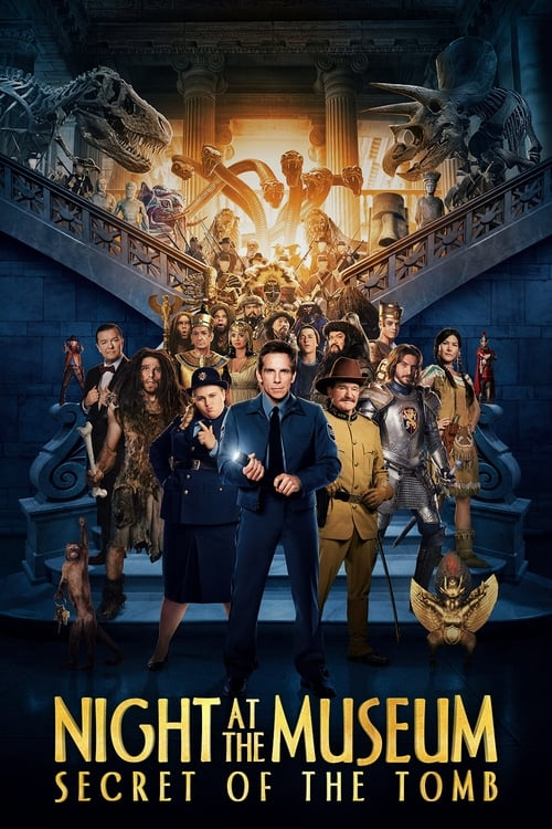 Nonton anime Night at the Museum: Secret of the Tomb (2014)