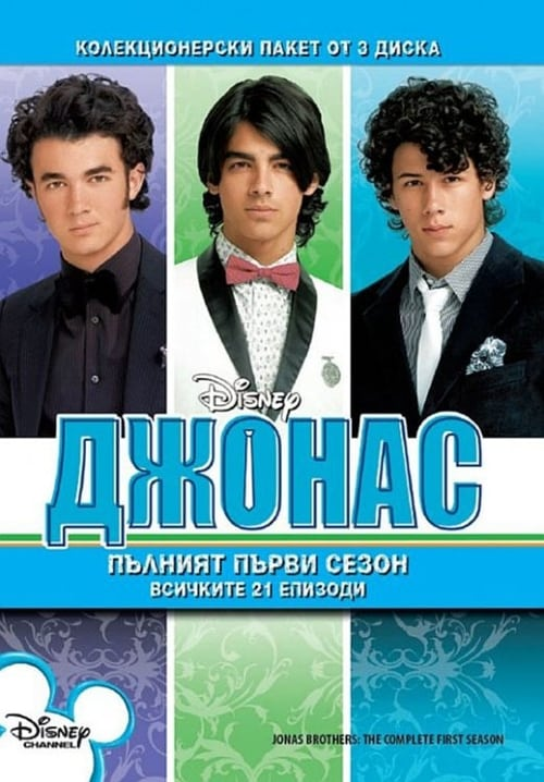 Jonas Brothers: Living the Dream (2008)