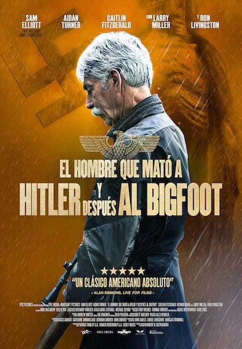 Imagen El Hombre que mató a Hitler y después al Bigfoot