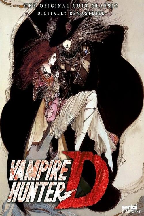 Película Vampire Hunter D En Buena Calidad Hd