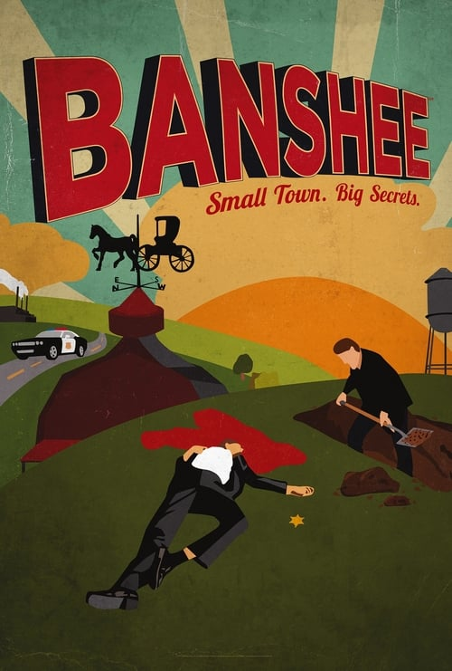The poster of Banshee