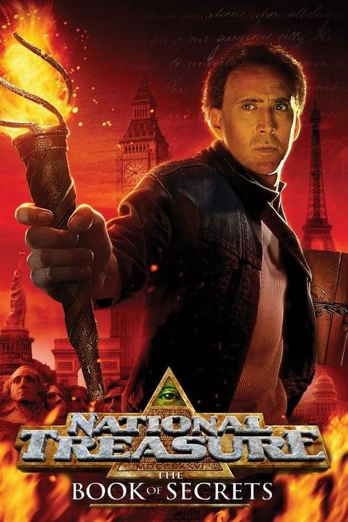 Streaming National Treasure: Book of Secrets (2007) Full Movie