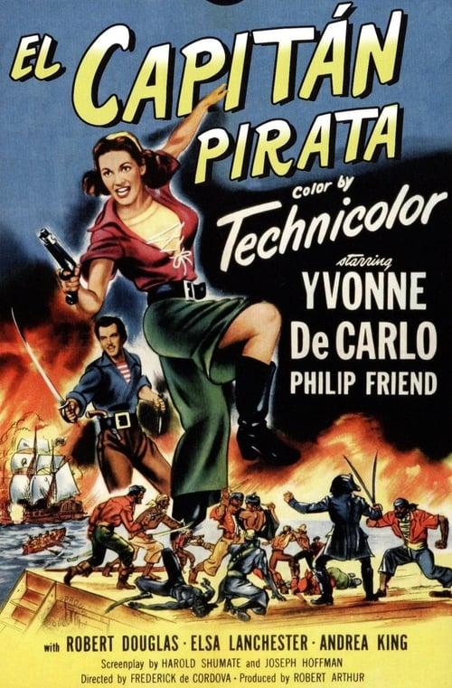 Película El capitán pirata Con Subtítulos En Línea