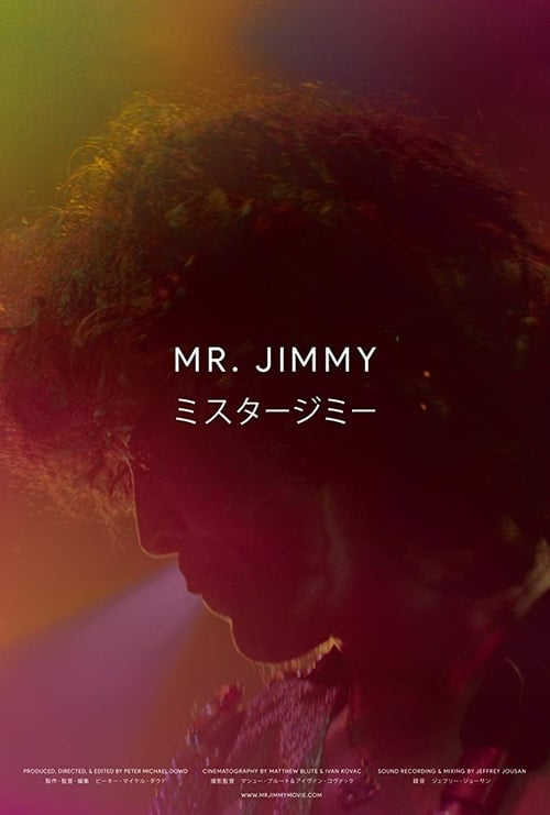 Watch Mr. Jimmy Online Vidspot