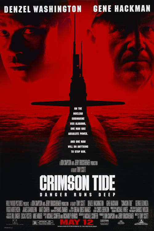 Watch Crimson Tide (1995) Movie Free Online