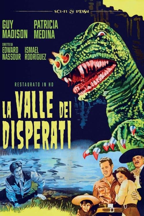 La valle dei disperati (1956)