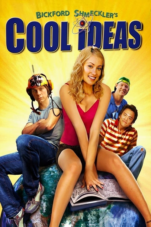 Bickford Shmeckler's Cool Ideas (2006) Poster