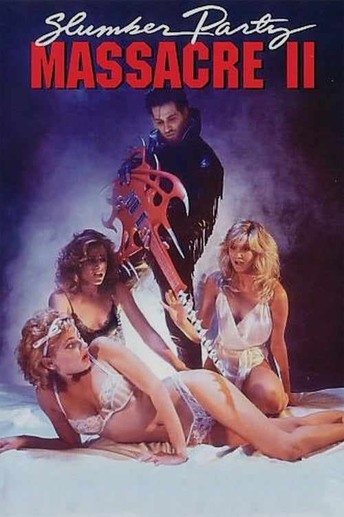 Largescale poster for Slumber Party Massacre II
