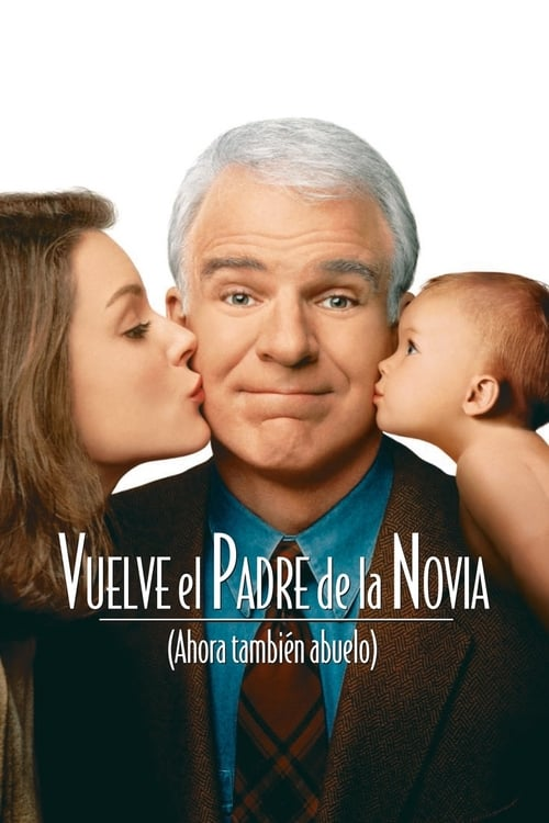 Película Vuelve el padre de la novia (Ahora también abuelo) En Buena Calidad Gratis