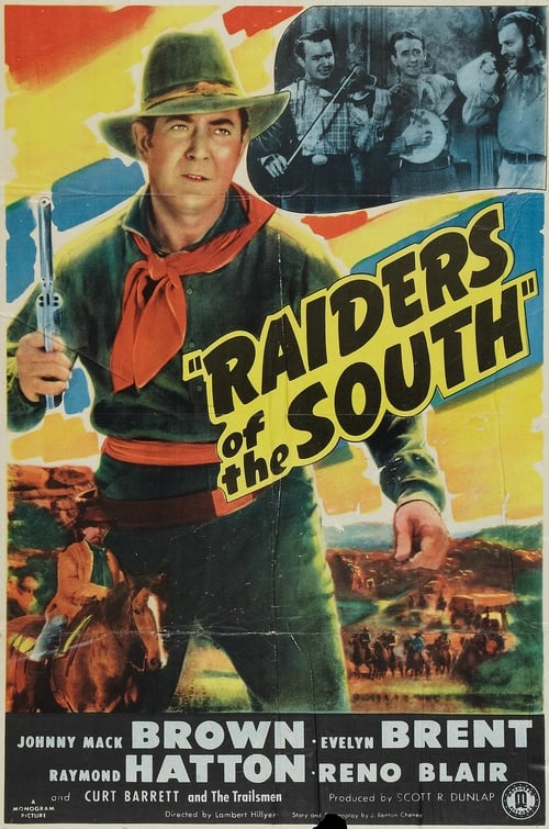 Ver pelicula Raiders of the South Online