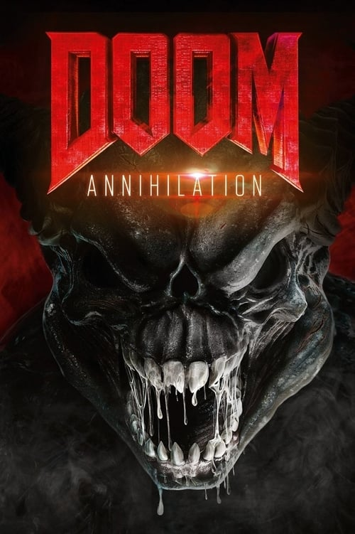 Poster. Doom: Annihilation (2019)
