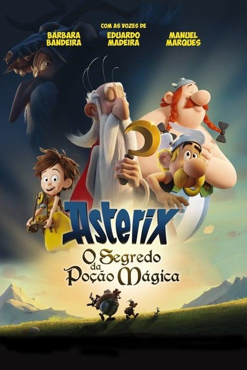 Assistir Asterix e o Segredo da Poção Mágica - HD 720p Dublado Online Grátis HD