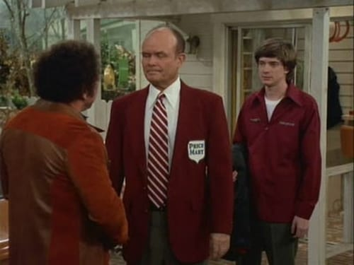 That '70s Show: Season 2 – Episod Red's New Job
