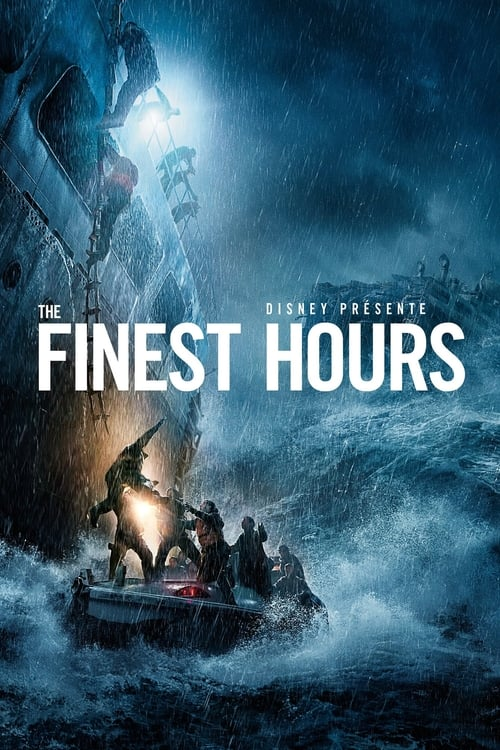 Visualiser The Finest Hours (2016) Streaming HD FR