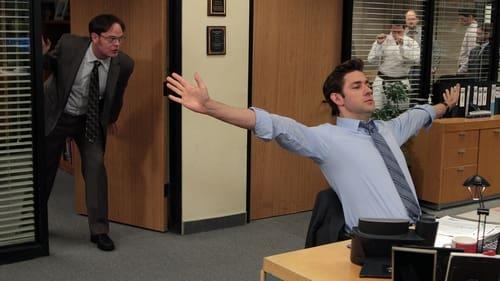 The Office - Season 9 - Episode 13: Junior Salesman