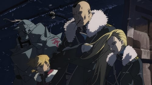 Fullmetal Alchemist: Brotherhood: Season 1 – Episod The Shape of This Country