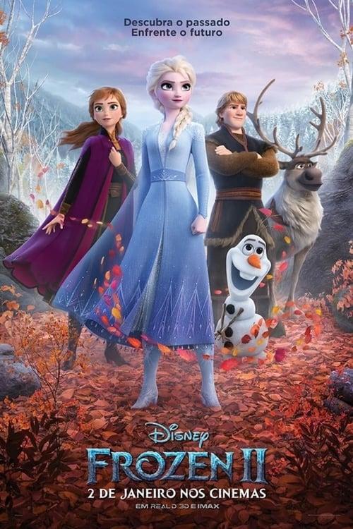 Assistir Frozen 2 -  Legendado Online Grátis HD
