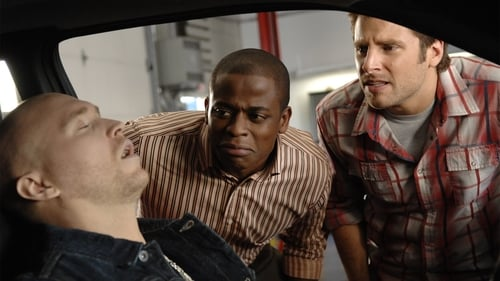 Psych: Season 2 – Episode Zero to Murder in Sixty Seconds