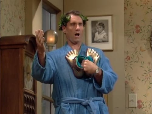 Married... with Children - Season 6 - Episode 8: God's Shoes