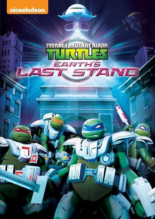 Teenage Mutant Ninja Turtles: Earth's Last Stand (1969)