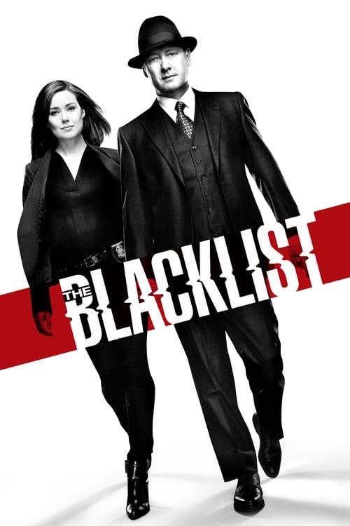 Poster von The Blacklist
